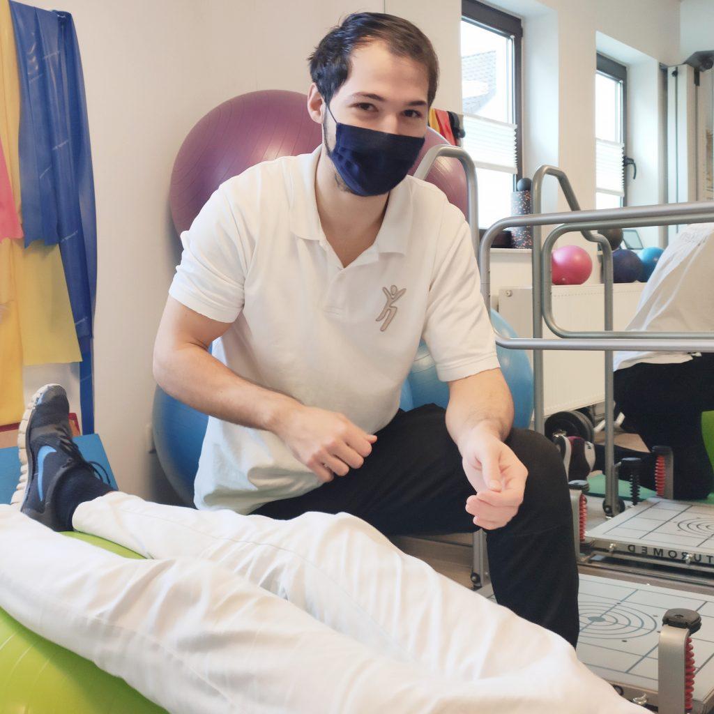 Physio- & Trainingstherapeut Immanuel Klein