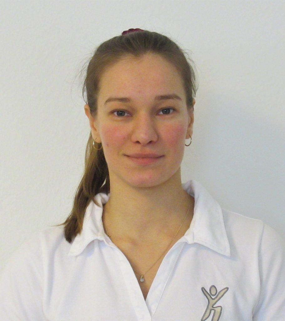 Physio & Trainingstherapeutin Johanna Heibel